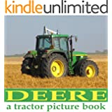 Tractor picture book for kids: high quality color tractor pictures.