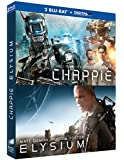 Chappie + Elysium [Blu-ray + Copie digitale]