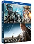 Chappie + Elysium [Blu-ray + Copie di...