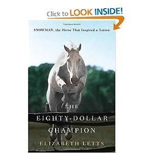The Eighty-Dollar Champion - Elizabeth Letts