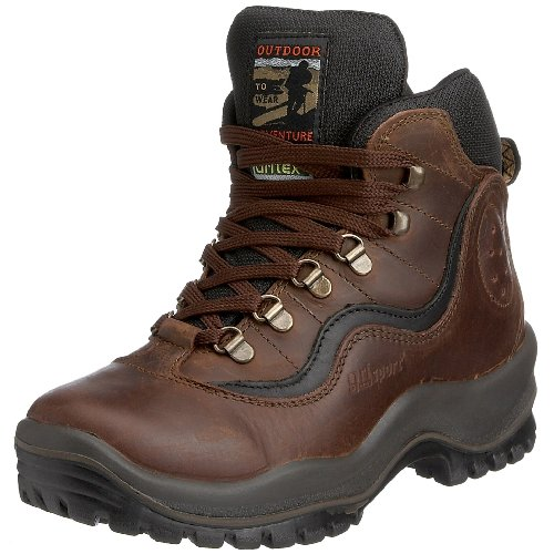 Grisport Men's Limone Hiking Boot Brown CMG405 12 UK