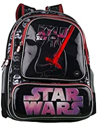 Star Wars Black And Red School Bag - 16 Inch