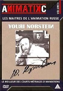 Animatikc : Les Maîtres de l'animation russe, Youri Norstein - Vol.1