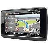 "Medion E4445 EU+ Navigationssystem (11 cm (4,3 Zoll) Display, TMC Pro, Kartenmaterial Europa, Bluetooth)von ""Medion"""
