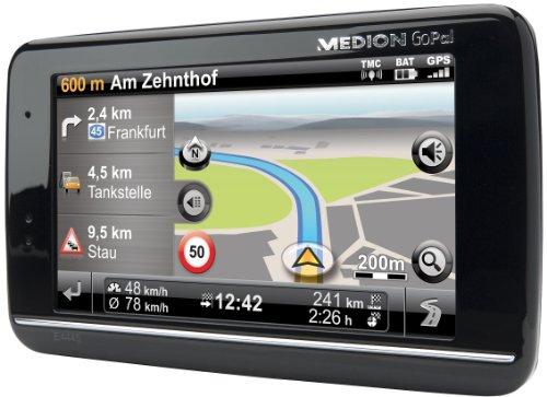 Medion E4445 EU+ Navigationssystem (11 cm (4,3