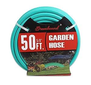 50 Ft 5 8 Light Duty Garden Hose Patio