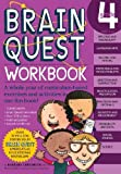 img - for Brain Quest Workbook: Grade 4 [Paperback] [2008] (Author) Barbara Gregorich book / textbook / text book