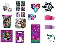 Disney Frozen Party Supplies for 16 G…