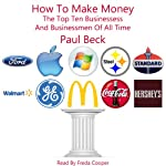 How to Make Money: The Top Ten Businesses and Businessmen of All Time | Paul Beck