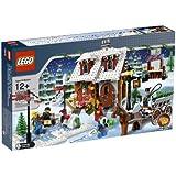Lego Creator - 10216 - Jeu de Construction - La Boulangerie du Village