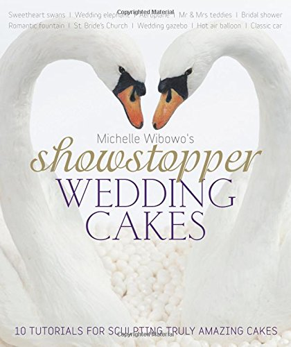 Michelle Wibowo S Showstopper Wedding Cakes