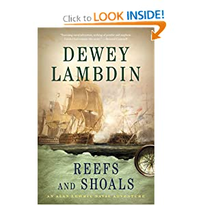 Reefs and Shoals: An Alan Lewrie Naval Adventure (Alan Lewrie Naval Adventures)