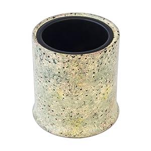 JKL Large Jar Candle Warmer - Granite Mist 754986