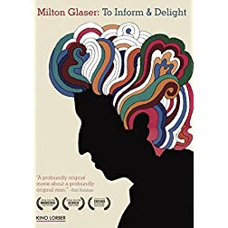 Inform & Delight: Milton Glaser