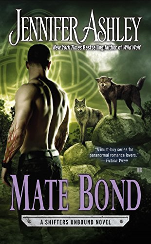 Jennifer Ashley - Mate Bond (Shifters Unbound)