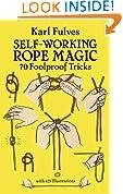 Self-working Rope Magic (Dover Magic Books)