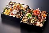 【Amazon.co.jp 限定】ムスビガーデン 自然食 無添加 おせち 「福寿」 6.5寸2段重 全25品-12月30日着