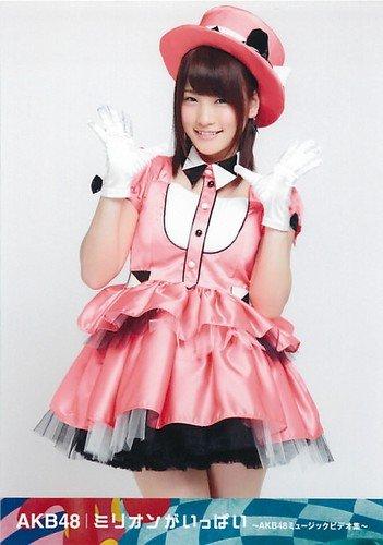 AKB48 公式生写真 ミリオンがいっぱい 封入特典 【川栄李奈】