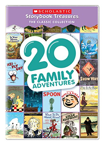 20 Family Adventures - Storybook Treasures: The Classic Collection (Storybook Classics compare prices)