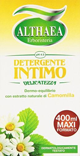 Althaea - Detergente Intimo, Con Estratto Naturale Di Camomilla - 400 Ml