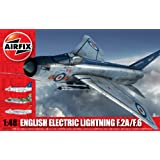 Airfix A09178 English Electric Lightning F2A/F6 1:48 Scale Series 9 Plastic Model Kit