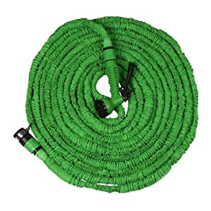 Freefisher Expandable Flexible Garden Hose Pipe And Spray