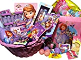 Disney Junior's ~ Sofia the First ~ Filled Easter Basket