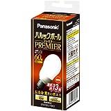 パナソニック パルックボールプレミア A15形 電球60形タイプ 電球色 EFA15EL10H2