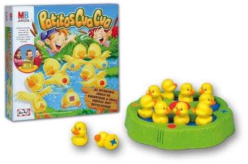 Imagen 2 de Hasbro 640334 - M.B. Juegos Patitos Cua Cua
