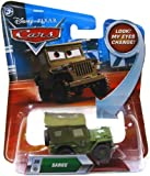 Disney Pixar Cars - Lenticular Series 2 - Sarge.