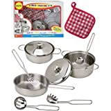 51J72d%2BAT7L. SL160  Alex Toys Super Cooking Set