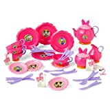 Disney Minnie Mouse 30-pc.Tea Set, Multi, Girls