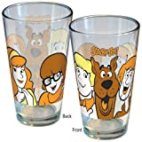 Scooby-Doo The Crew Characters Pint Glass