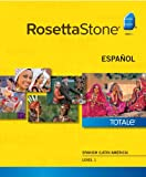 Product B005WX2JFO - Product title Rosetta Stone Spanish (Latin America) Level 1 for Mac  [Download]