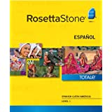 by Rosetta Stone  1,939% Sales Rank in Software: 153 (was 3,121 yesterday)  Platform:   Windows Vista /  7 /  XP (6)  Buy new:  $179.00  $99.00