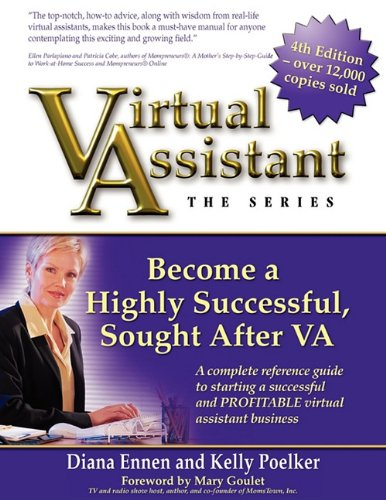Virtual Assistant - The Series 4th Edition (Business Development Assistant compare prices)