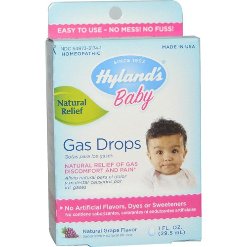 Baby Gas Drops (Hylands Baby Gas Drops compare prices)