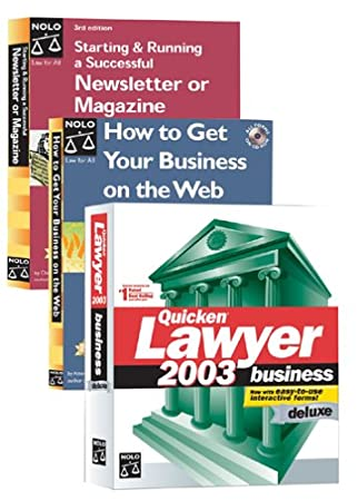 Quicken Lawyer Small Business Bundle