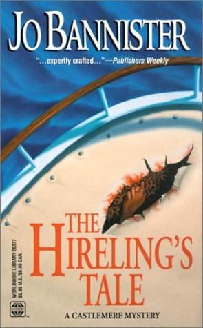 Hireling'S Tale (Worldwide Library Mysteries), JO BANNISTER