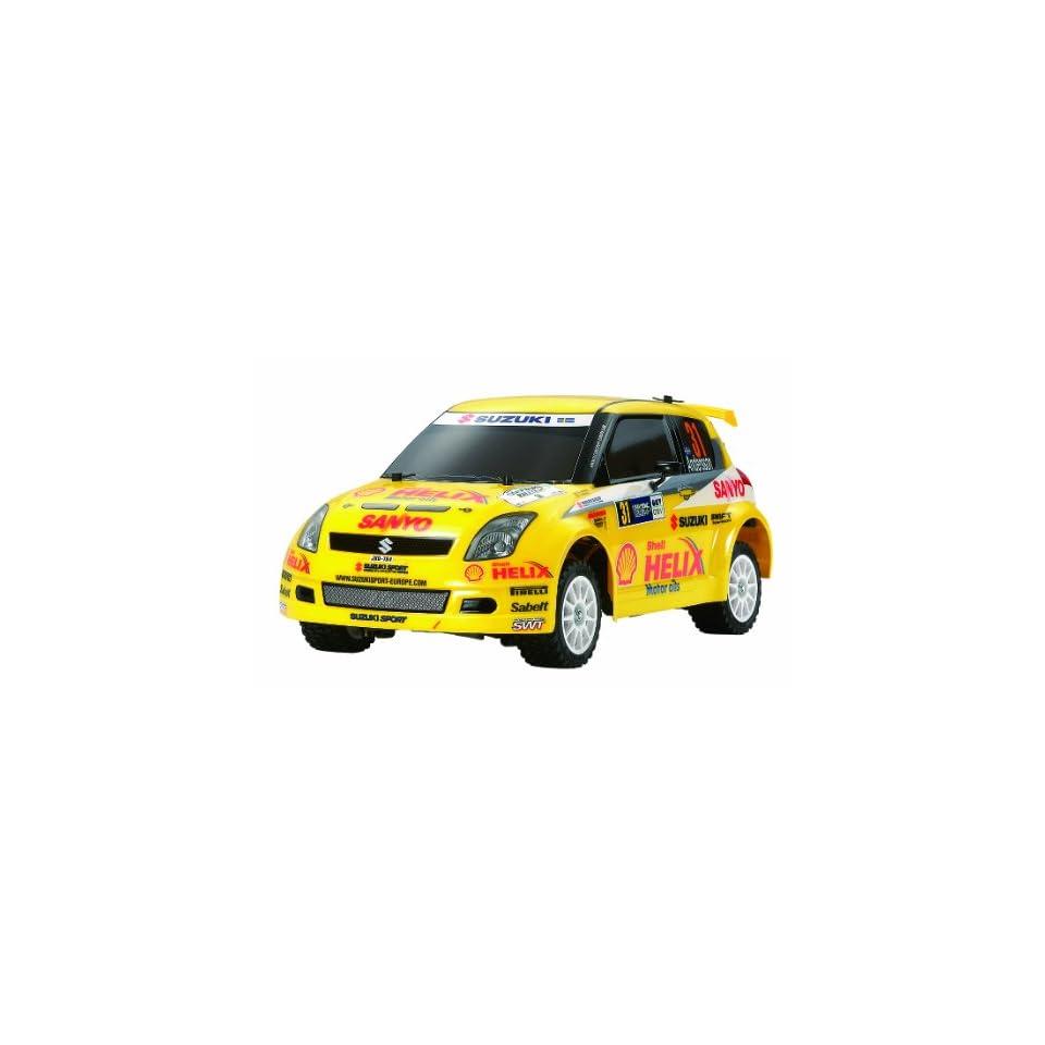Suzuki Swift Super 1600 Rally Kit M05Ra on PopScreen