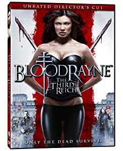 NEW Bloodrayne: Thethird Reich (DVD)