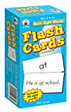 Basic Sight Words Flash Cards, Grades…