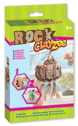 7048 ClayZee Rock Refill Box - 1