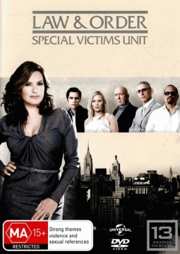 Law and Order - Special Victims Unit - Season 13 [6 Discs] [NON-USA Format / PAL / Region 4 Import - Australia] (Law Order Season 13 compare prices)