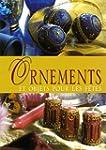 Ornements et objets pour les f�tes