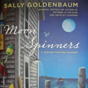 Moon Spinners: Seaside Knitters, Book 3 | Sally Goldenbaum