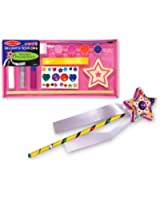 Melissa & Doug Wooden Princess Wand - DYO