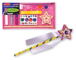 Melissa & Doug 3335 Wooden Princess Wand-DYO