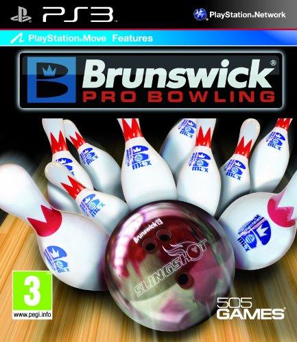 Brunswick Pro Bowling - Move Compatible (PS3)