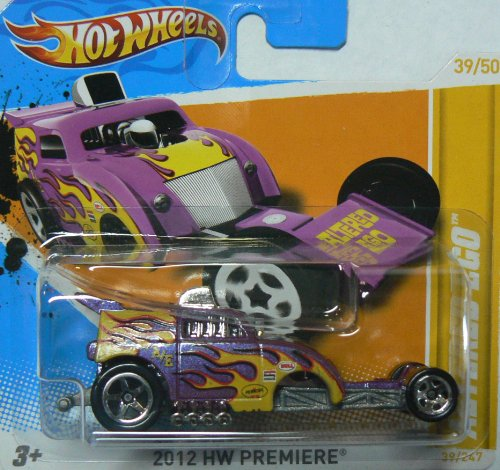 Hot Wheels 2012 39/50 HW Premiere Altered Ego